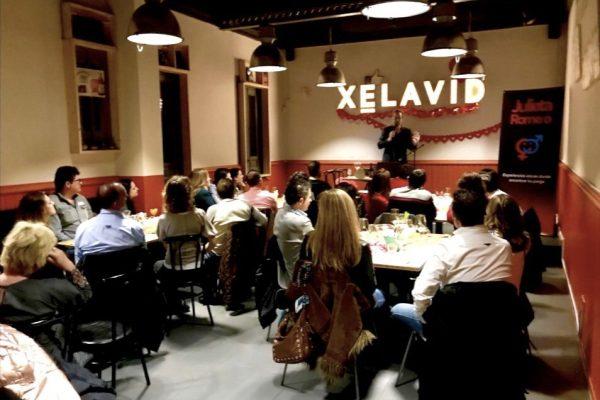 Oliver Oliva y su divertido monólogo sobre los Vinos